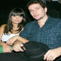 Vanessa Giacomo e Daniel Oliveira