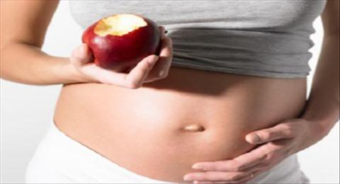 gravidez não vale comer por dois