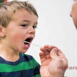Aftas e Estomatites em crianças