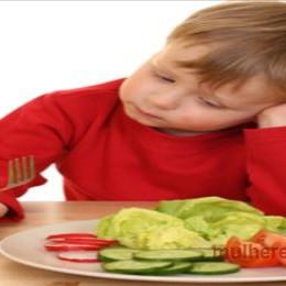 anemia na infância