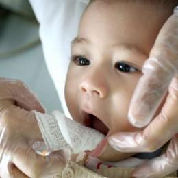 saude bucal bebê