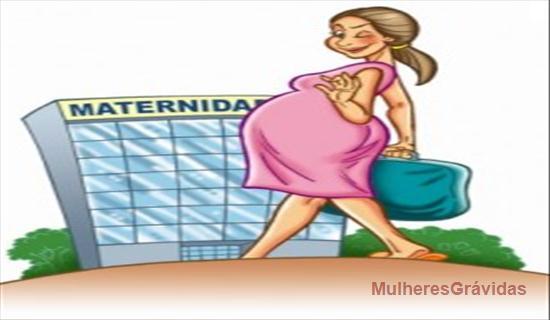 bolsa rompeu maternidade