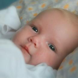 visão do recém-nascido