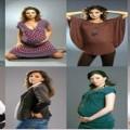 moda grávidas 2010