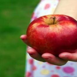 frutas na alimentação criança