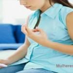engravidar na menstruação